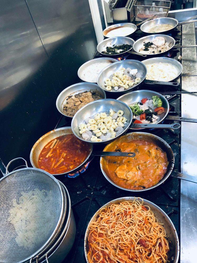 Napoli's Italian Grill: 300 S Main St, Highlands, TX
