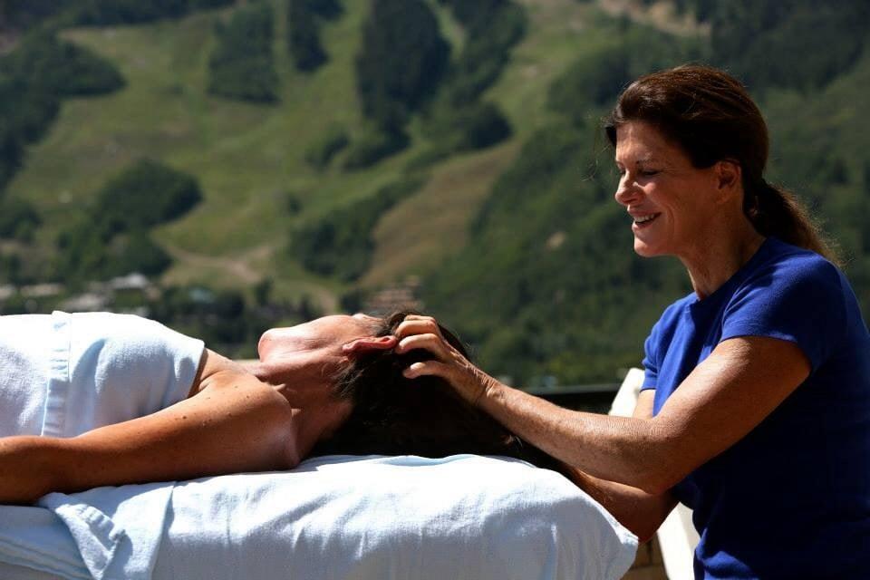 Ein Hauch von magischer Massage