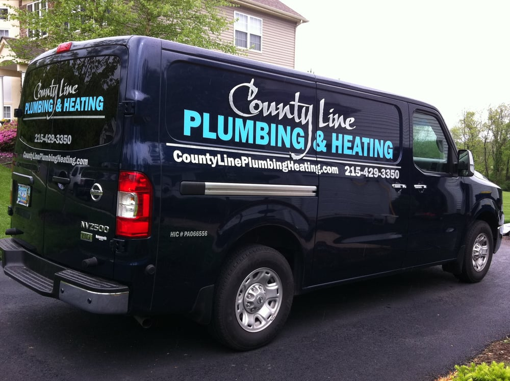 County Line Plumbing & Heating