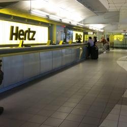 Hertz Rent A Car 46 Reviews Car Rental 600 Terminal