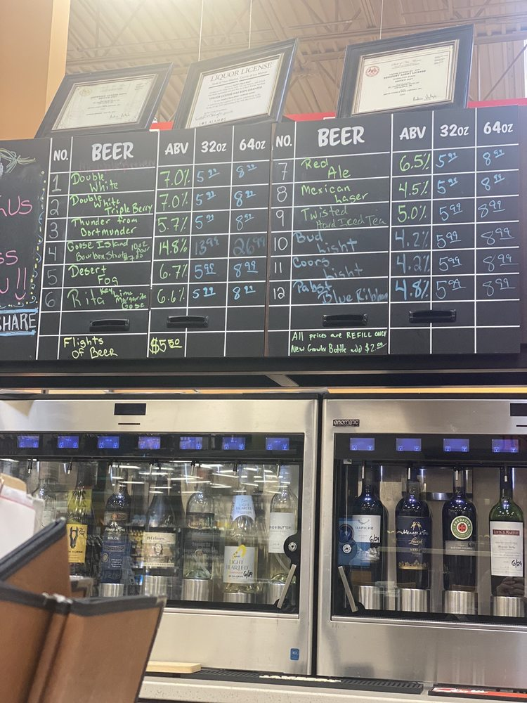 Social Hour Beer & Wine Bar: 751 Trinity Dr, Los Alamos, NM
