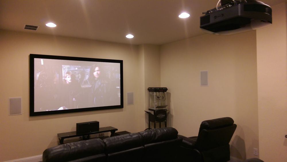 Photo Of Pure Media Systems Plano Tx United States Dedicated Room