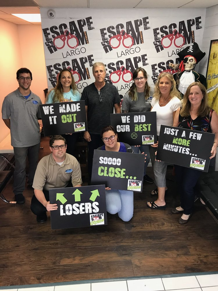 Escape Room Extreme: 1870 Starkey Rd, Largo, FL