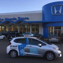 Honda Dealership Ma >> The Honda Store 17 Photos 39 Reviews Auto Repair 500 Old