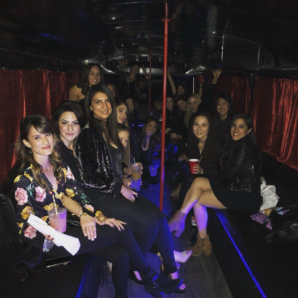 ThunderDome Party Bus: Austin, TX
