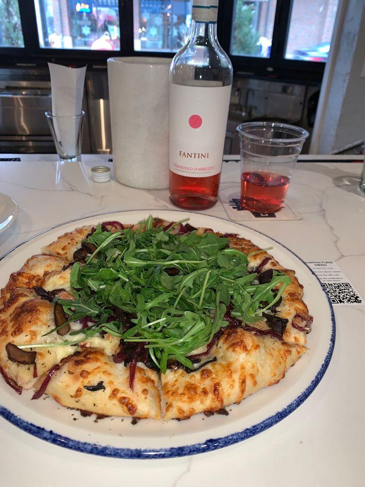 Food from Leo's Italian Social
