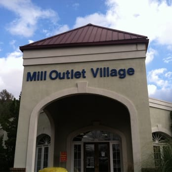 Photo Of Mill Outlet Village Raleigh Nc United States