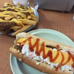 Hot Dog King On Jefferson