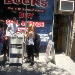 Boulevard books