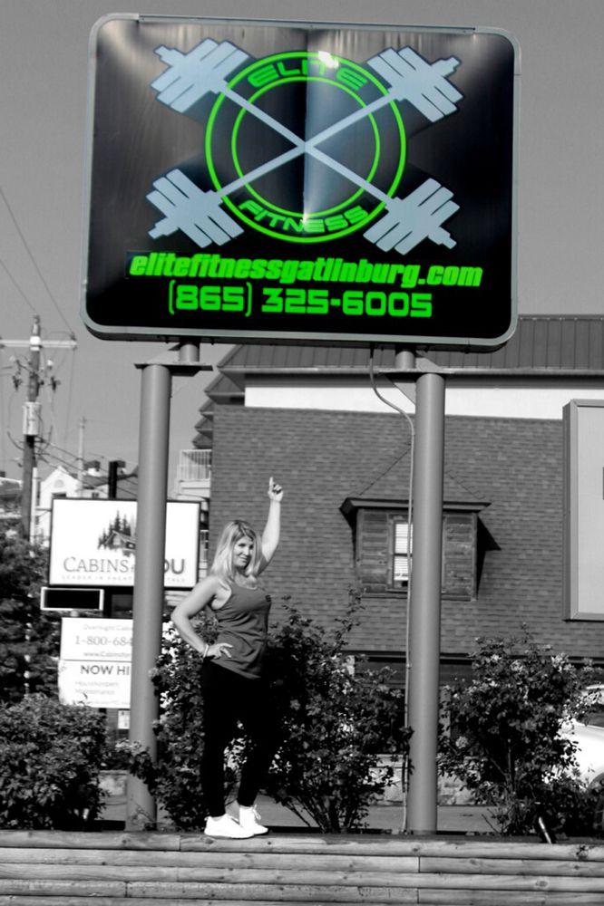 Elite Fitness & Personal Training: 379 East Pkwy, Gatlinburg, TN