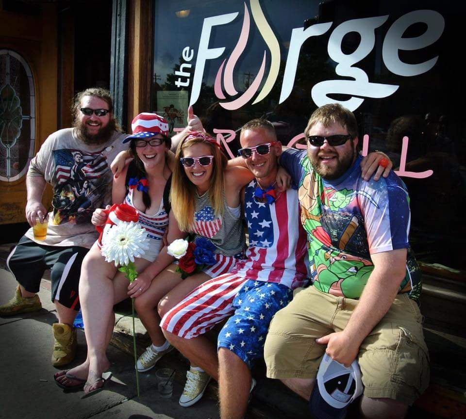 The Forge Bar and Grill: 202 Main St, Lander, WY