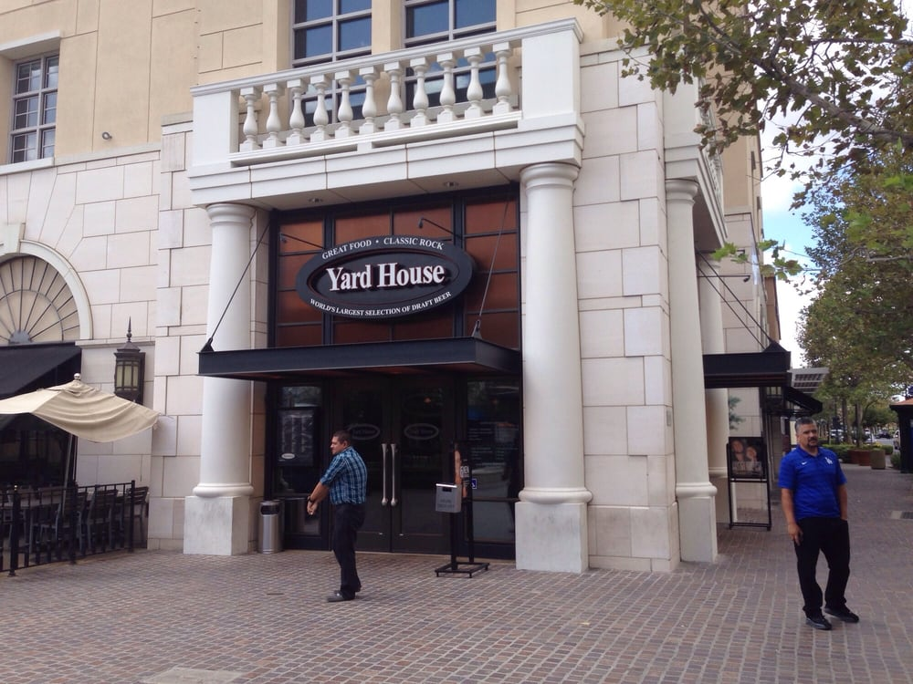 Photo Of Yard House   Rancho Cucamonga, CA, United States. Front Entrance At