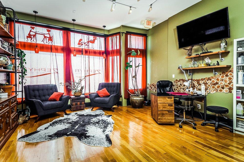 Zephyr Bar + Salon