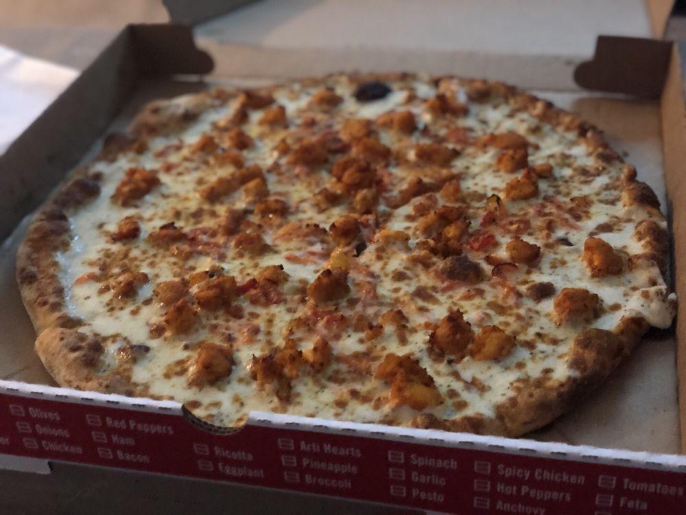 Pini's Pizzeria: 511 Broadway, Somerville, MA