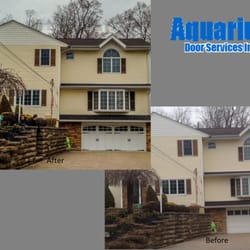 Photo Of Aquarius Door Services   Wyckoff, NJ, United States. Before And