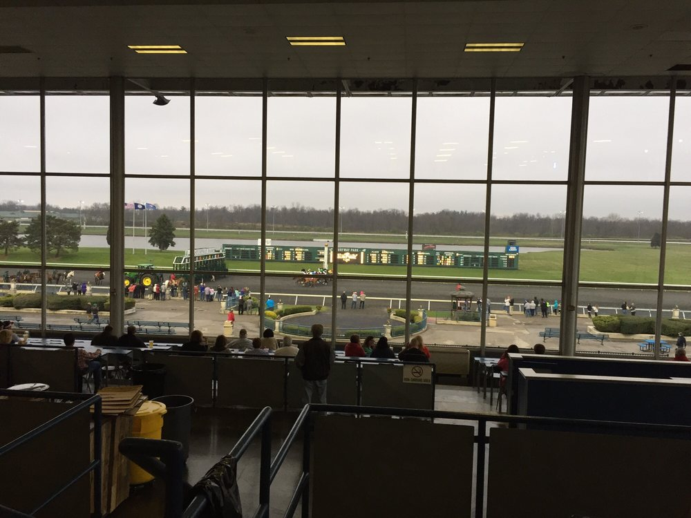 Turfway Park: 7500 Turfway Rd, Florence, KY