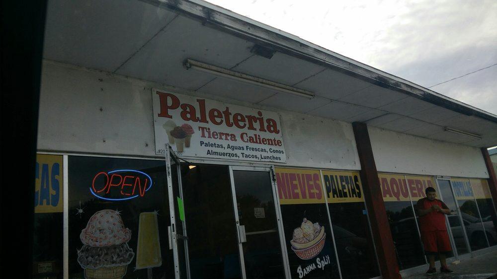 Tierra Caliente Paleteria: 317 New Market Rd W, Immokalee, FL