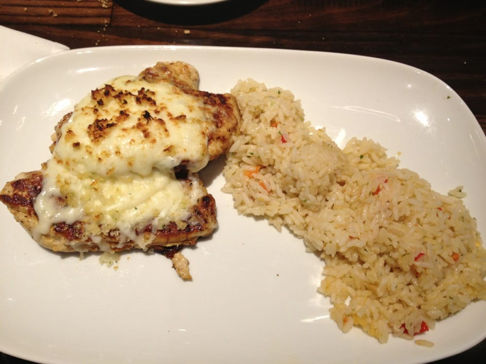 Parmesan Crusted Chicken Yelp