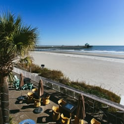 Photo Of Blu Restaurant Bar Folly Beach Sc United States