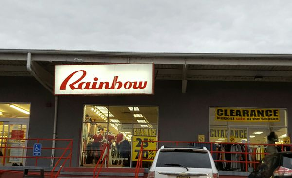 Rainbow Shops - Women\'s Clothing - 111 Wagaraw Rd, Hawthorne, NJ ...