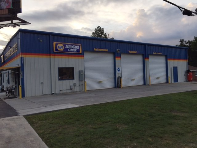 Gregg Smith Automotive: 6202 SE Abshier Blvd, Belleview, FL