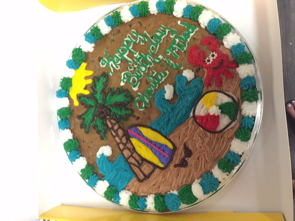 Happy Birthday Cake For Two Surfer Dudes From Cali Yelp
