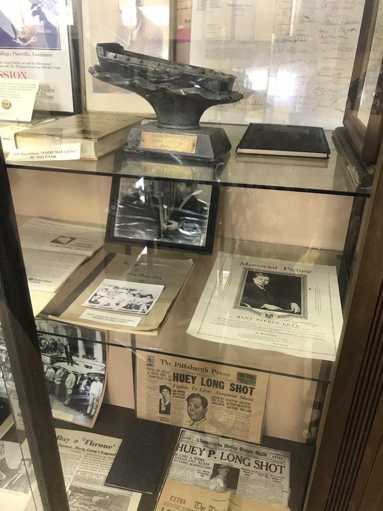 Social Spots from Louisiana History Museum