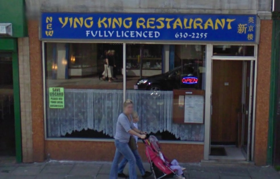 Ying King Restaurant