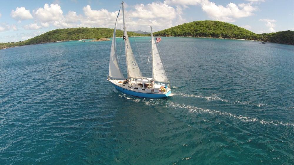 Sail with Liberty: 6292 Estate Nazareth 100, Saint Thomas, VI