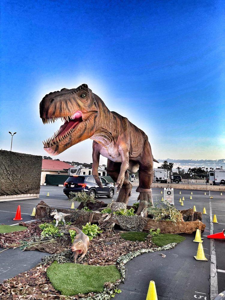 Elite Perk: Tickets to Jurassic Quest: Del Mar Fairgrounds, Del Mar, CA