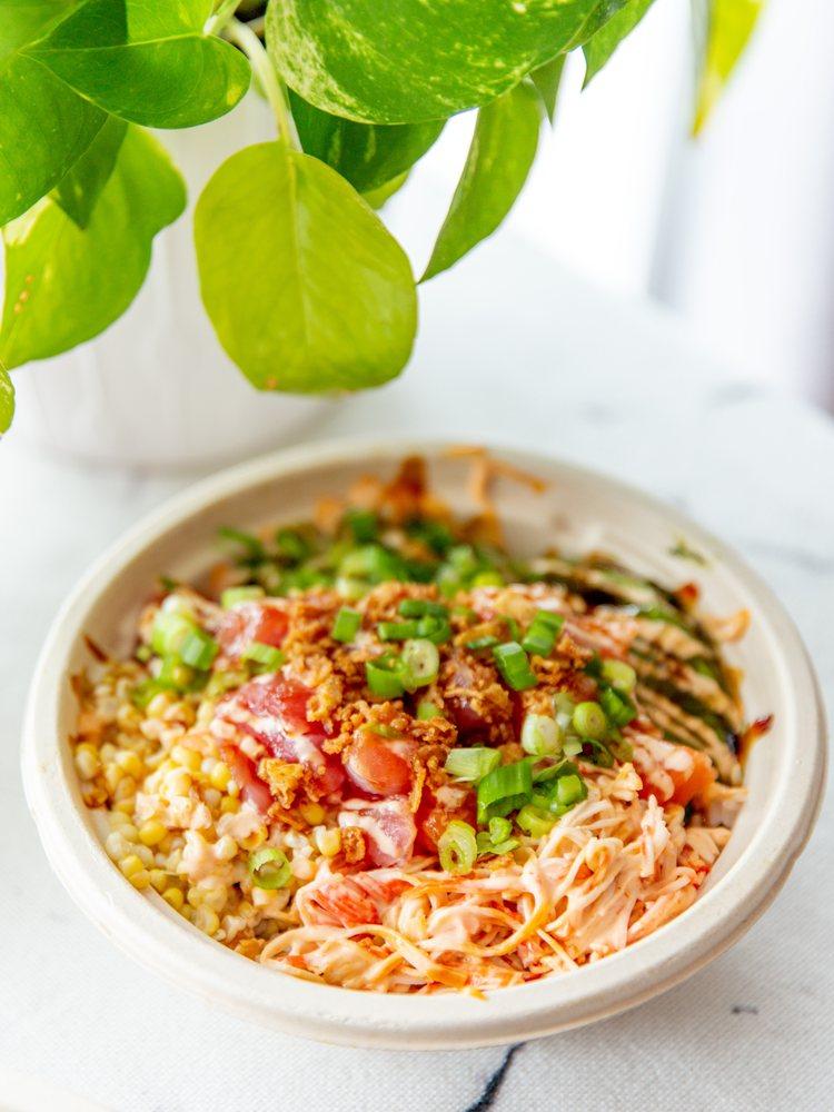 Food from Kimchipapi Kitchen