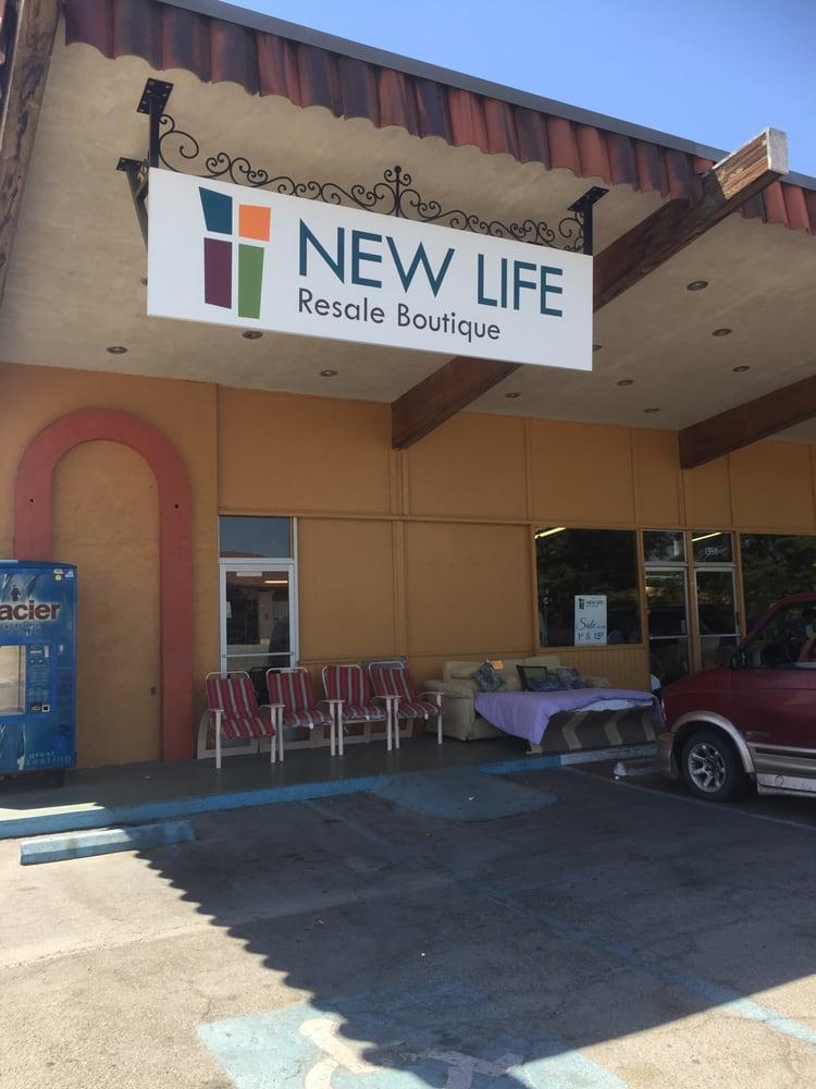 New Life Resale Boutique: 1398 6th St, Coachella, CA