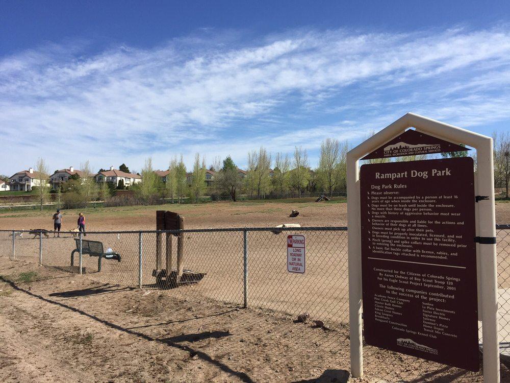 Rampart Dog Park