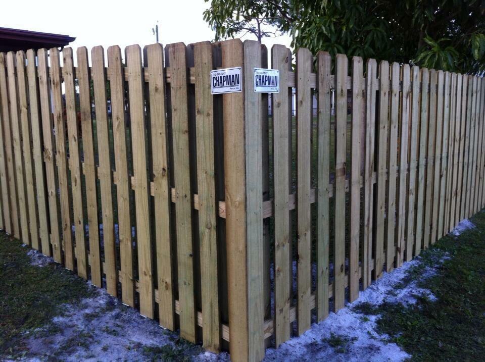 Chapman Fence 37 Photos Fences Amp Gates 1298 Sw