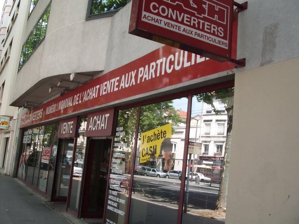 Cash converters magasin d 39 occasion 51 avenue jean for Cash piscine lyon