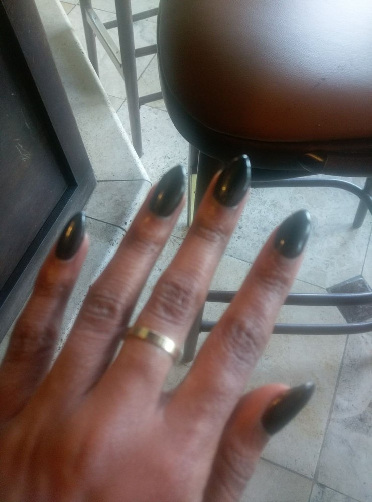 Stiletto nails, LUV!! - Yelp