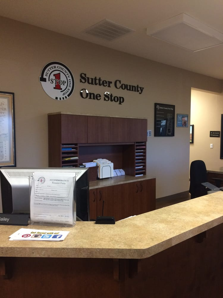 Sutter County One Stop - Adult Education - 950 Tharp Rd