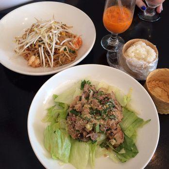 Thai Restaurant Ramsey Menu