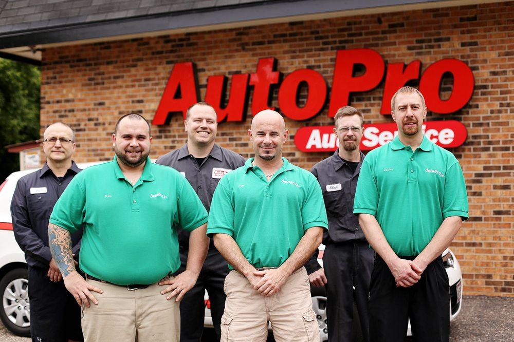 AutoPro Auto Service: 7901 W River Rd, Brooklyn Park, MN