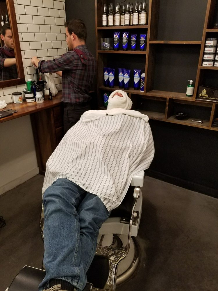 Billy's Barber Shop: 509 Main St, Park City, UT