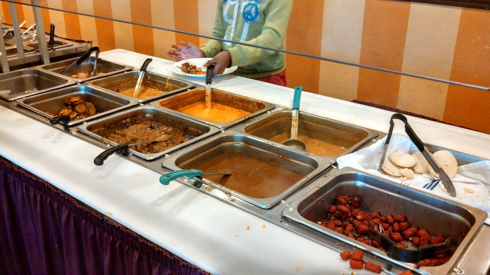 Lunch buffet special on memorial day yelp for 7 hill cuisine of india sarasota