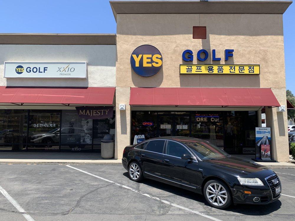 Yes Golf: 1301 S Beach Blvd, La Habra, CA