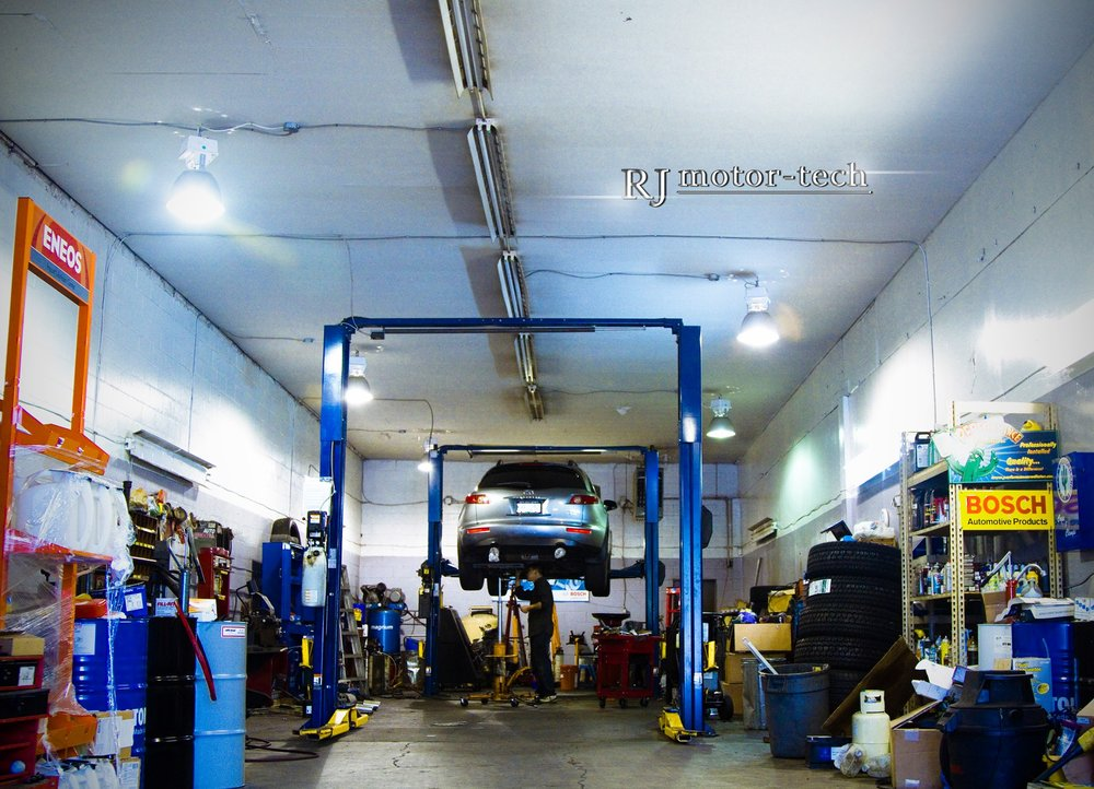 Rj Auto Repair >> Rj Motor Tech Auto Service Auto Repair 12440 Vulcan Way
