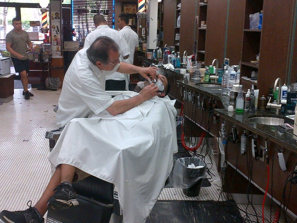 Classic Hot Towel Shaves! - Yelp