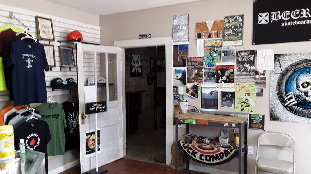 Wherehouse Skateshop: 227 B E Spring St, Cookeville, TN
