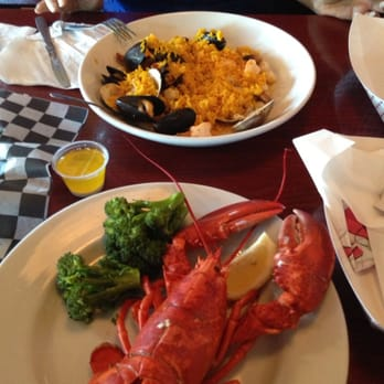 Lobster Kitchen Nightmares Seafood