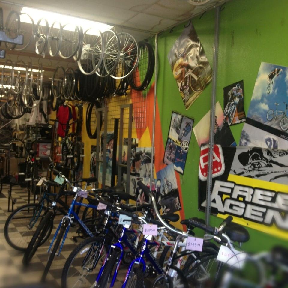 New Millennium Bike Shop