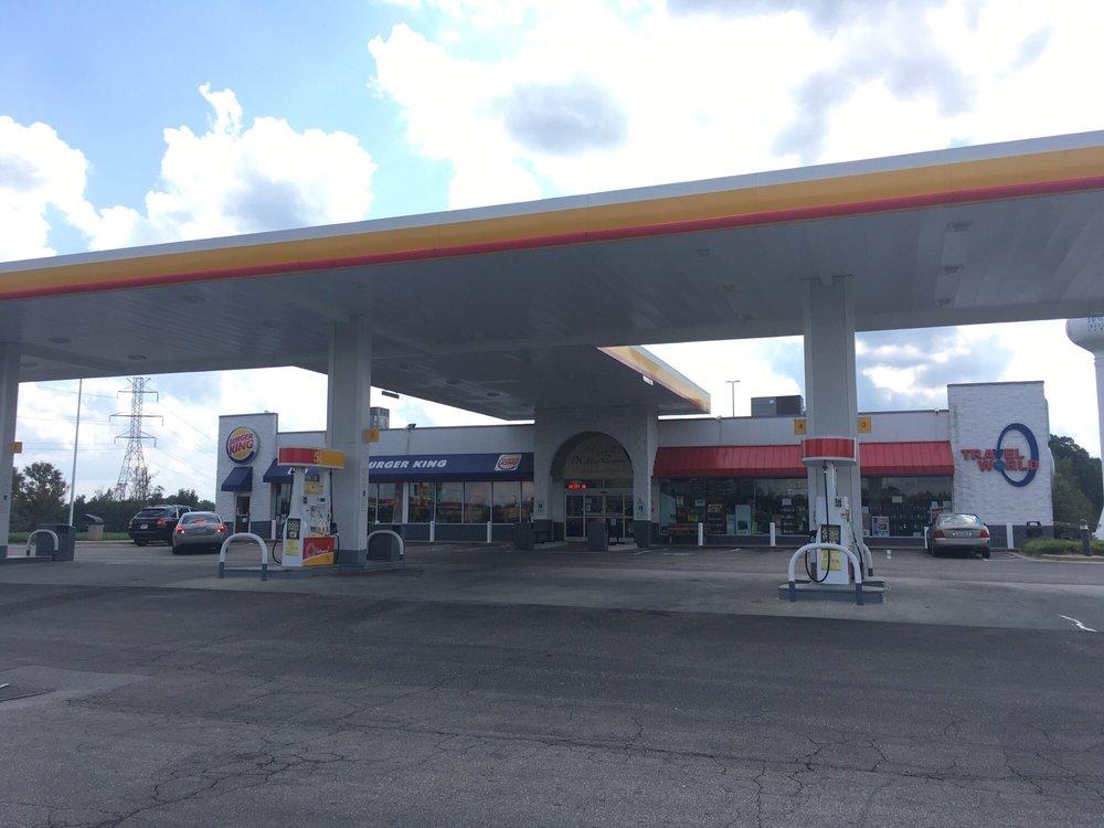 Shell: 10654 Nc Highway 903, Halifax, NC