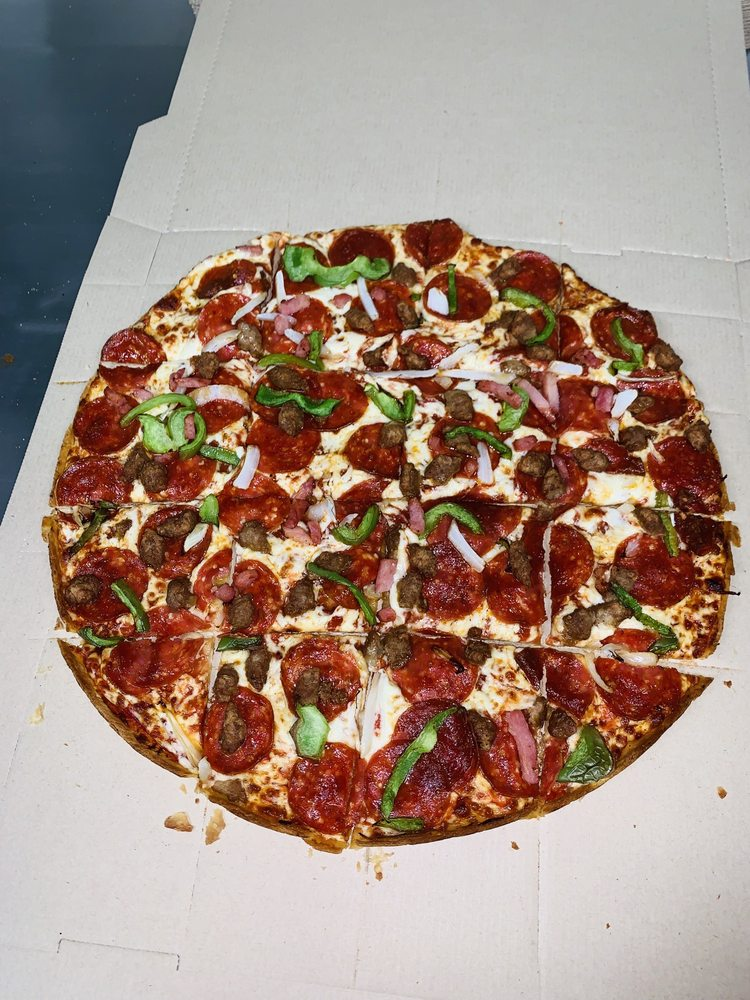 Little Caesers Pizza: 1030 N Main St, Madisonville, KY