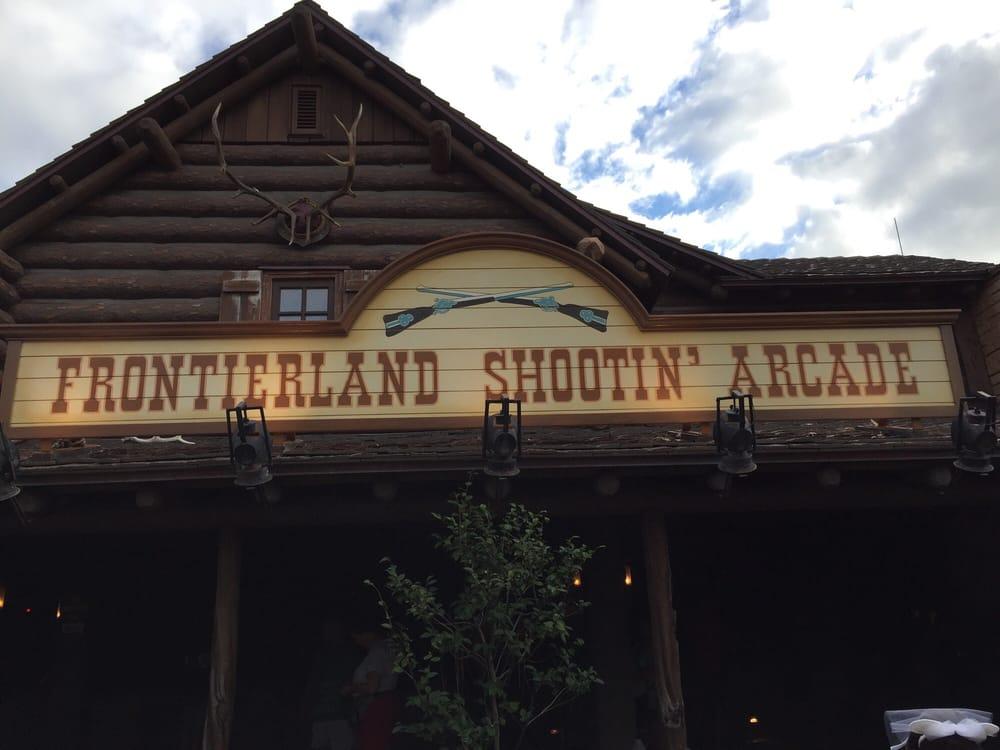 Frontierland Shootin' Arcade: 4720 Caribbean Way, Orlando, FL